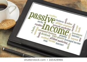 Passive Income with affiliate marketing