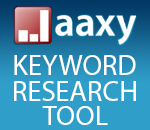 Jaxxy Keyword Research Tool