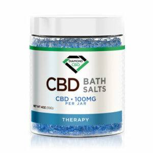 Diamond CBD Bath Salts