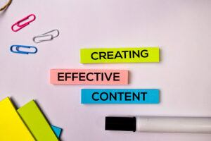 How To Start A Blogging Business - Creating Quality Content