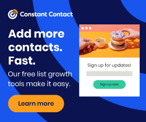 Constant Contact Increases Your Sales Fast