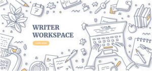 The Senior Affiliate - The Senior Affiliate - Two copywriters working together at modern computer